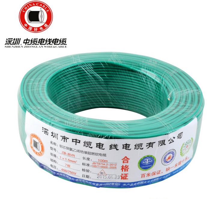 环保电线电缆