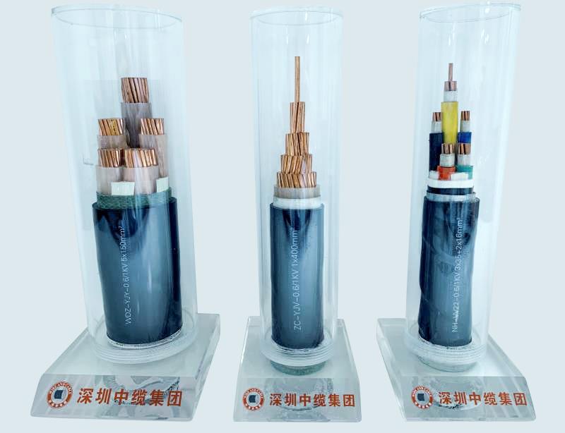 铜芯环保电力电缆